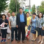 韓国映画評論家協会ジョン会長及び幹部達と。